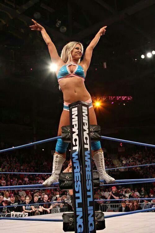 Taryn Terrell | TNA Knockouts | Pinterest