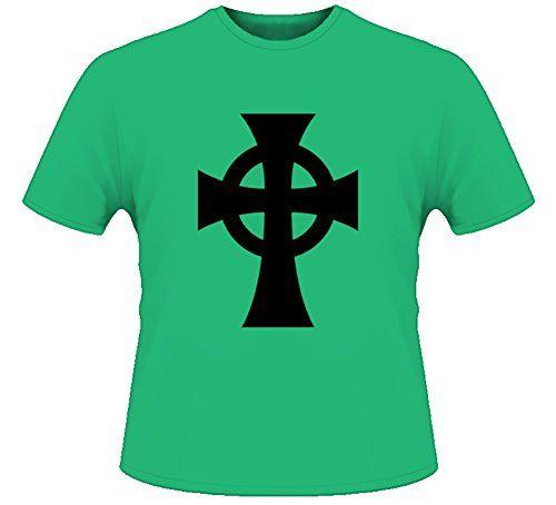 Boondock Saints Movie Irish T Shirt S Irish Green @ niftywarehouse.com #NiftyWarehouse #BoondockSaints #NormanReedus #Film #Movies #CultMovies #CultFilms