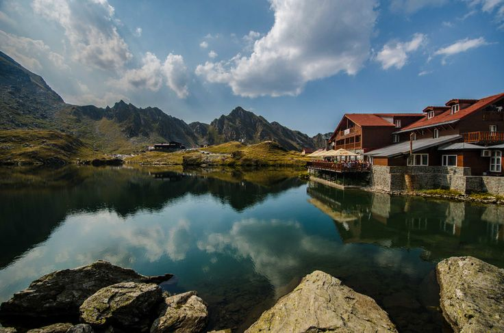 Balea lake by César Asensio Marco on 500px