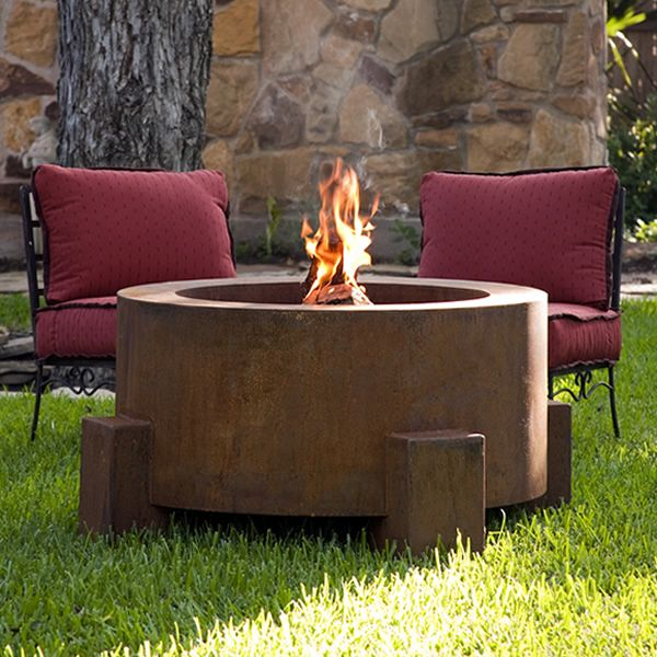 wood burning fire pits outside 3