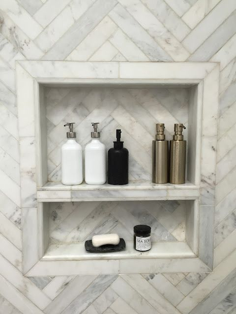 Rough Luxe The Stylish Bernal Heights Digs Of Kelly Lack Jon Solorzano Herringbone Shower Tile