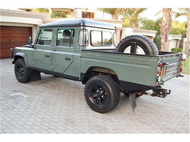 Best 172 Land Rover Defender 130/110 HCPU ideas on Pinterest | Land