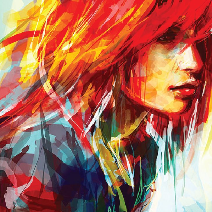 by Alicexz. This looks like Hayley Williams!