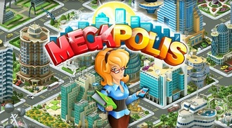 Megapolis lets you create the virtual city you have always dreamt about - free and awesome mobile game app