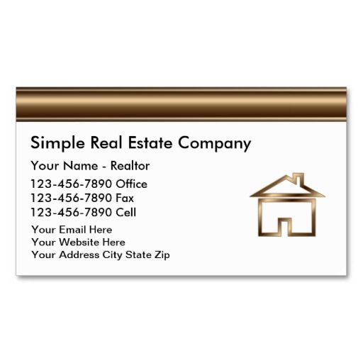519 best real estate business cards images on pinterest real real estate business cards reheart Images
