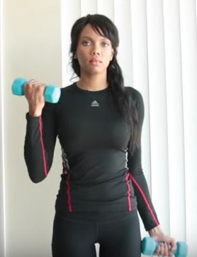 2 Weeks Slim Arms Transformation: How to get toned arms fast
