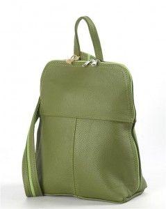 Plecak BACKPACK zielony