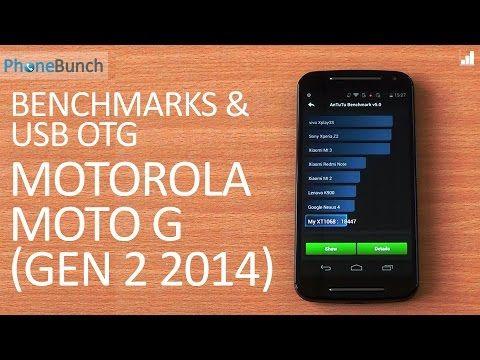 #Motorola Moto G 2nd Generation Benchmarks, Performance and USB OTG Support. #MotoG2014 #MotoG2