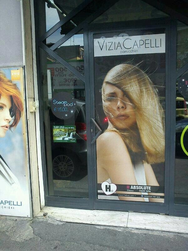 VIZIA CAPELLI PARRUCCHIERI by Santagati Tiziana Via Sabato Martelli Castaldi, 4/6 - 95123 Catania (CT) tel. 095.7311987 cell. 320.9532121 - cell. 320.9532120 http://www.habsolute.it/viziacapelli/ mail. viziacapelliparrucchieri@live.it fb. Viziacapelli Parrucchieri
