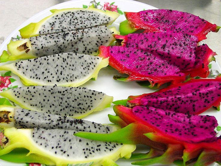 Cheia de benefícios para a saúde, a pitaya se consagra como a fruta da temporada