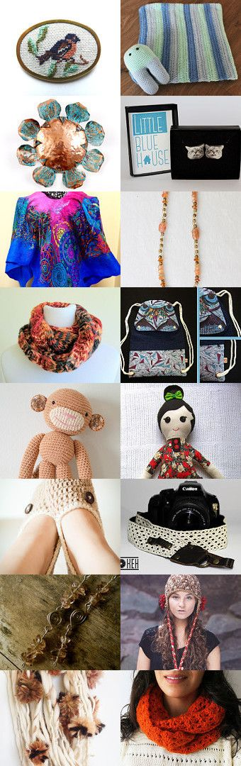 From the South by Morelia Collados on Etsy