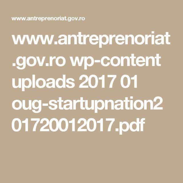 www.antreprenoriat.gov.ro wp-content uploads 2017 01 oug-startupnation201720012017.pdf