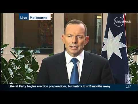 Bob Ellis 8 July 2015 Prime Minister Tony Abbott is eager to amp up the terrorism threat, putting Australians at greater risk (Image via Mark Di Stefano / @MarkDiStef) Under the Abbott Government,... http://winstonclose.me/2015/07/08/the-meaning-of-terrorism-written-by-bob-ellis/