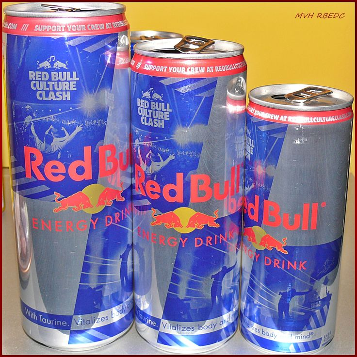 Red Bull Culture Clash Edition's from UK