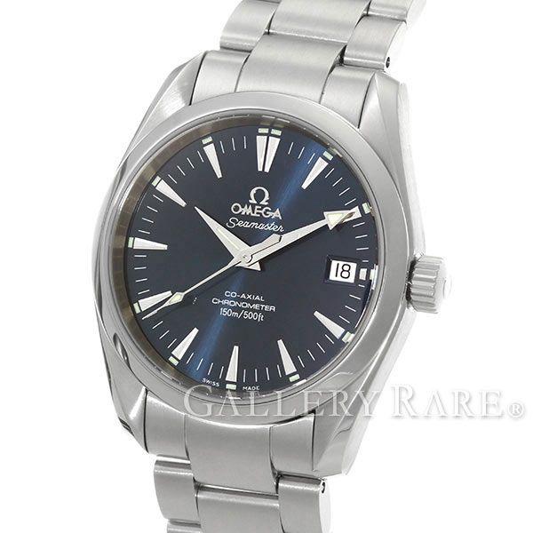 オメガ シーマスター アクアテラ 2504.80.00 OMEGA 腕時計