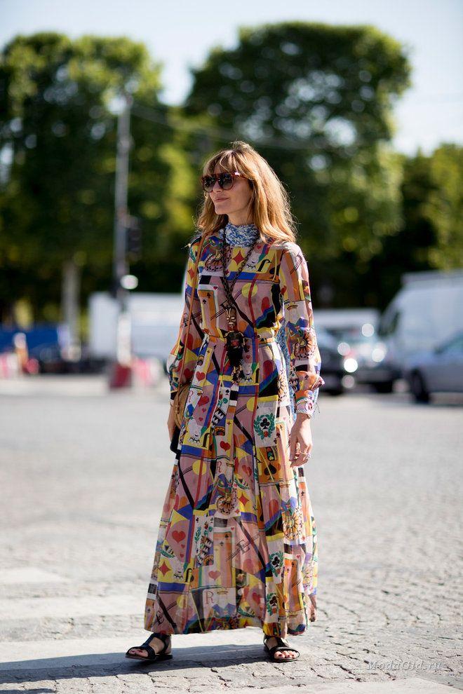 Уличная мода: Уличный стиль на Неделе высокой моды в Париже осень-зима 2017-2018