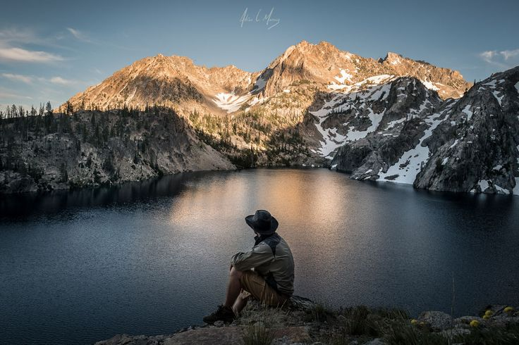 Tranquility Peak by Adrian C. Murray on 500px