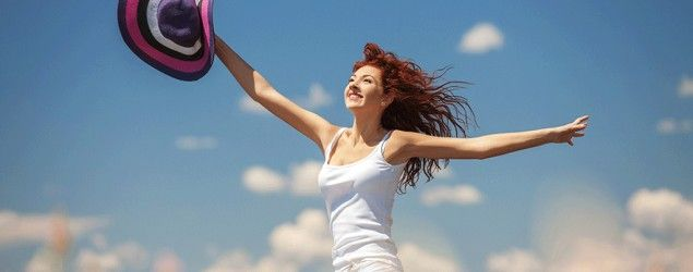 You're bound to find a happiness-booster that will work for you on this list. (Thinkstock)