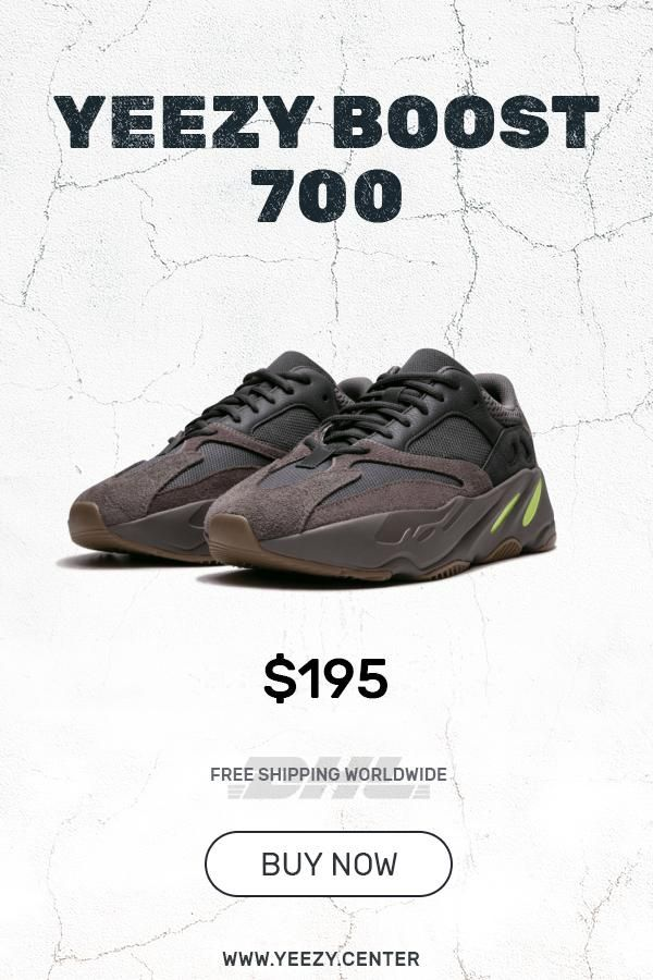 low priced c989d af14a Mens size new Adidas Yeezy Boost 700 Mauve fake shoes ...