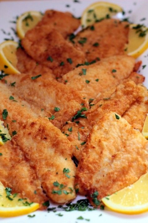 Fried Tilapia on http://momwhats4dinner.com/fried-tilapia/fried-tilapia-2/