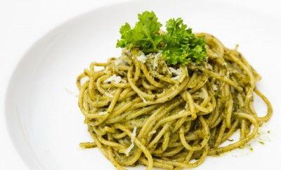 Ricette al Pesto: Pasta al Pesto Light