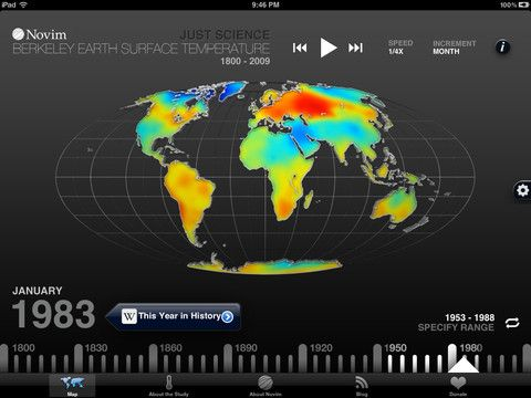 an analysis of the changes in the surface of the earth To establish whether or not google earth engine is a viable  significant portion of the high albedo land surface, which  future analysis • monthly changes .