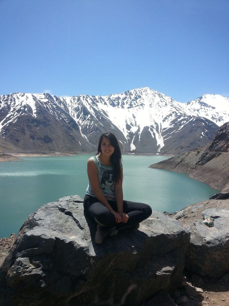Embalse El Yeso, comuna de San José de Maipo, Provincia de Cordillera