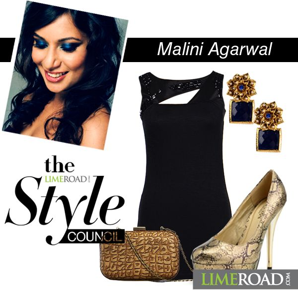 Say hello to Malini Agarwal! The former Radio Jockey has gotten Tinseltown whispering!   Diva extraordinaire Miss Malini is here to dish out the 101 on everything a sassy girl about town needs to know.  #limeroadstylecouncil