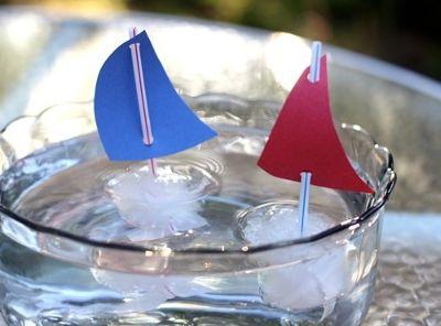 игры с водой для детей