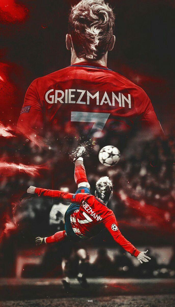 Antonie Griezmann #football #laliga #atleticomadrid
