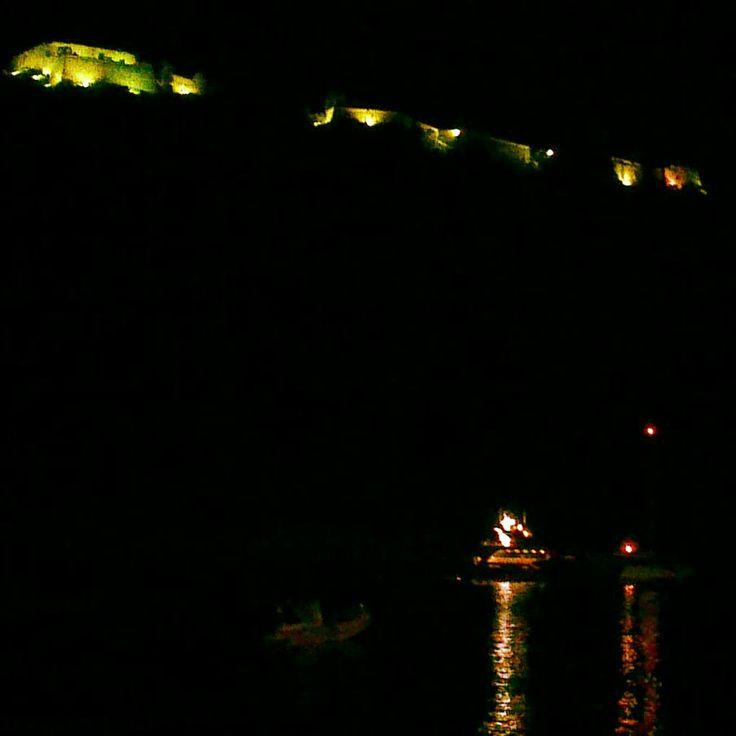 #Assos #Castle at #Kefalonia, #IonianIslands
