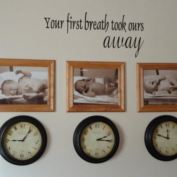 25 best ideas about wall of clocks on pinterest picture for Clock ideas