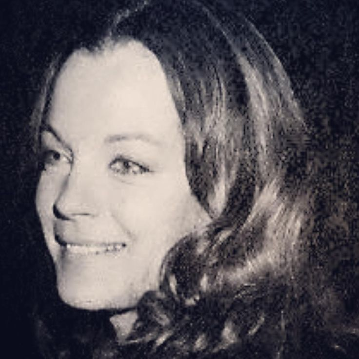 """Admire someone else's beauty without questioning your own"". #lovelysmile #romyschneider"