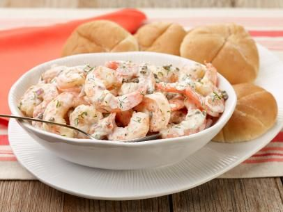 Grilled Shrimp Fettuccine Alfredo Recipe | Classico® | Food Network