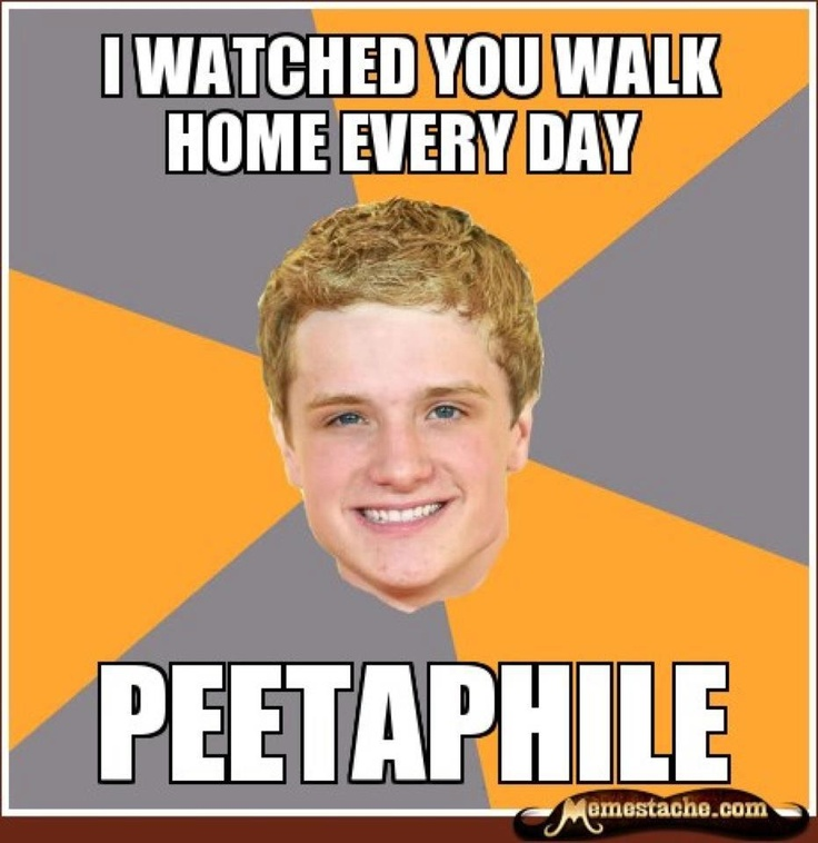 Lol! Hunger games