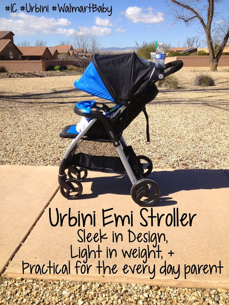 Fun in the Sun With the Urbini Emi Travel System #IC #Urbini #ad