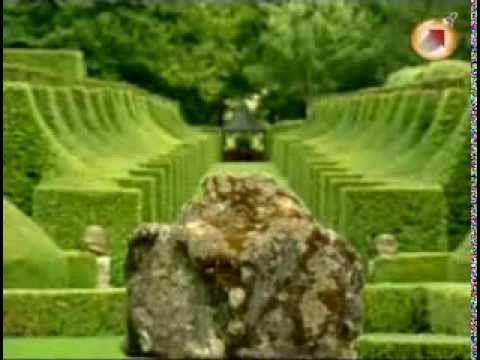 Зачарованные сады. Французские сады. Фильм 1 - YouTube