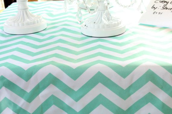 Hey, I found this really awesome Etsy listing at https://www.etsy.com/listing/183821547/mint-green-chevron-fabric-by-the-yard