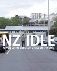 NZ Idle - Web Series Channel The series is a comic take on the prevailing attitudes toward the unemployed and those of them who engage in independent creative pursuits.