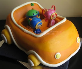 10 best Umizoomi Cake images on Pinterest | Anniversary ...