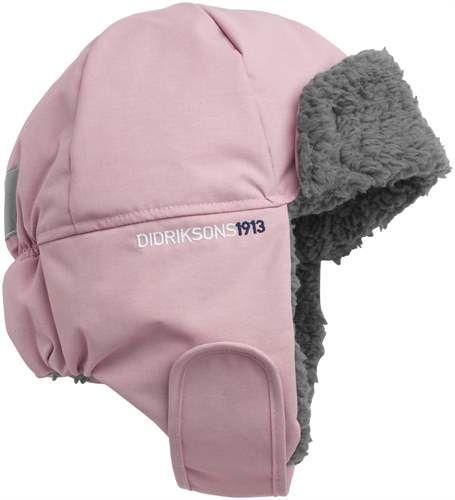 didriksons-vinterlue-biggles-dusty-pink.jpg 455 × 500 bildepunkter