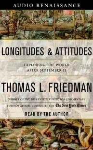 America's leading observer of the international scene on the minute-by-minute events of September 11th--before, during and after. As the Foreign Affairs columnist for the The New York Times, Thomas L. Friedman is in a unique position to interpret the world for American readers...more on boikeno.com