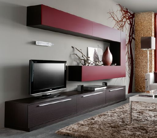 17 mejores ideas sobre rack para lcd en pinterest tv lcd for Racks y modulares para living
