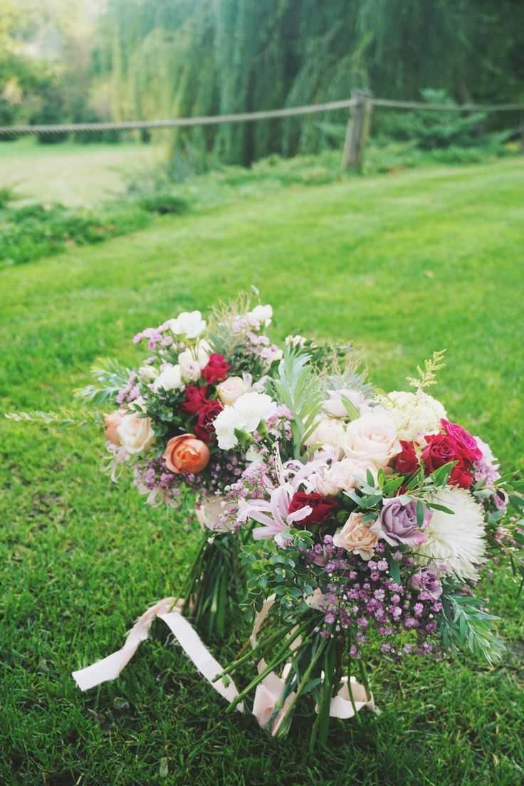 Złapane na łące :) #bouquet #flowers #wedding #florist #rustic