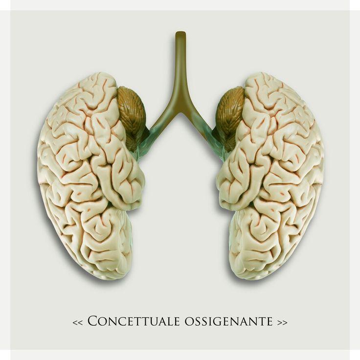 """Concettuale ossigenante - Oxygenating conceptual"" www.gigarte.com/lucianocaggianello"