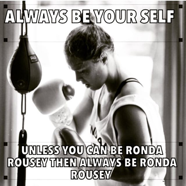 Posting kickboxing videos with bad form hahahaha does not make your fat bitch look like Rhonda. Instead she looks like a fat bitch with a bad instructor.