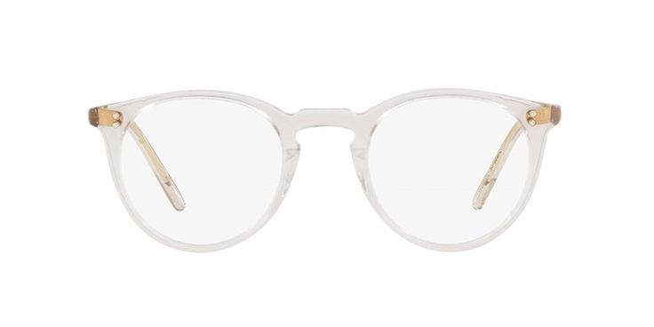 Oliver Peoples | O'Malley Dune/18K Gold Optical Eyewear by Oliver Peoples
