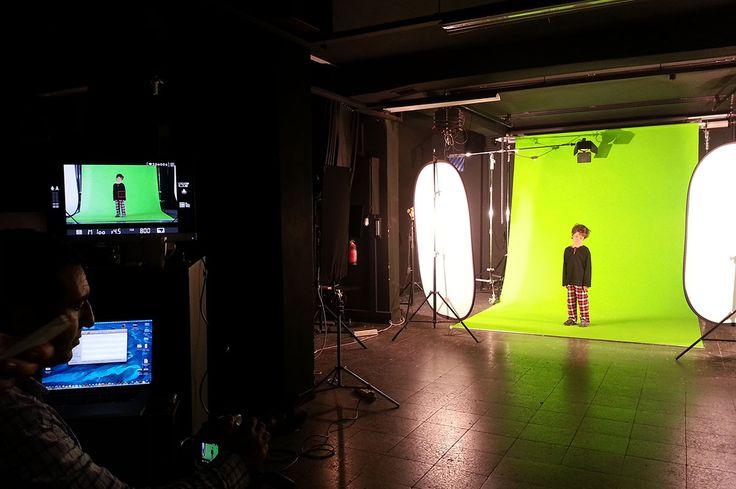 Blackout Studio - Kiralık Fotoğraf Stüdyosu Mecidiyeköy / Greenbox