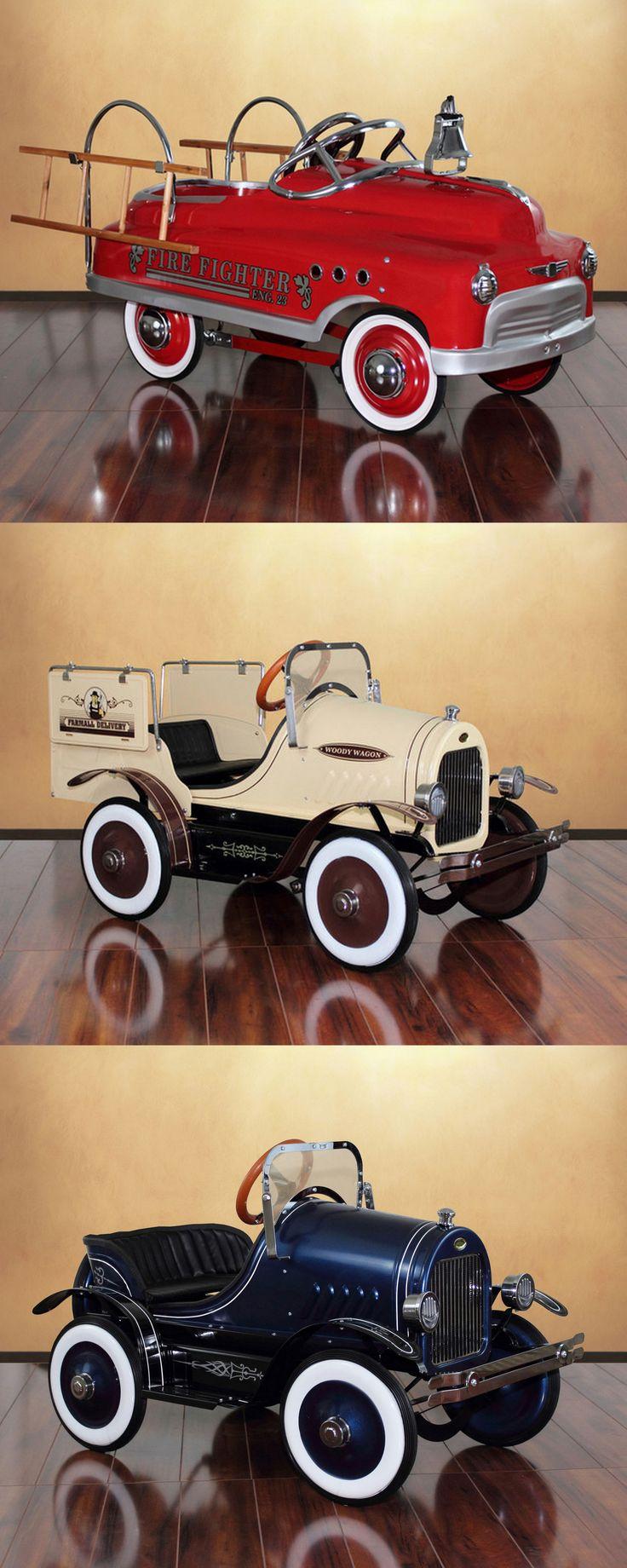 Mini Pedal Cars