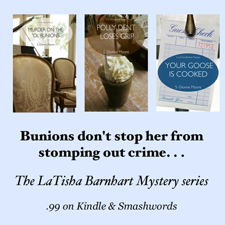 The LaTisha Barnhart Mystery series